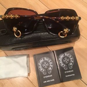Chrome Hearts Milk Mask II Sunglasses